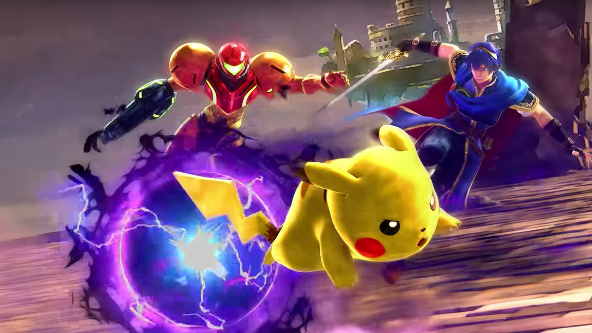 Full Copy Of Super Smash Bros  Ultimate Leaks Two Weeks Before Launch
