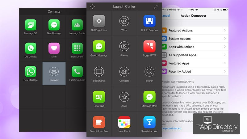 The best app launcher for iphone the iphone doesnt support app launchers in the same way as os x but that doesnt mean app developers havent come up with clever workarounds ccuart Images