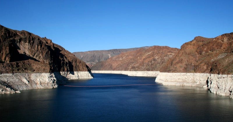 Lake mead is now lower than ever but vegas has a crazy for Lake mead fishing guides