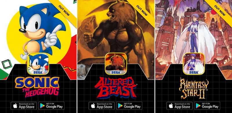 Illustration for article titled El emulador que no esperabas: Sega lanzará sus juegos clásicos más míticos grátis en iOS y Android