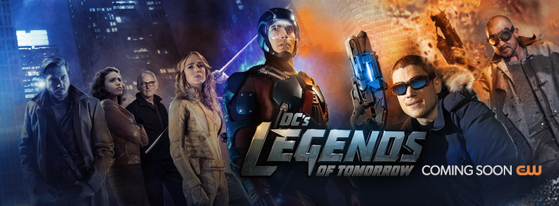 Illustration for article titled We Got the Scoop on What to Expect from DC's Legends of Tomorrow!