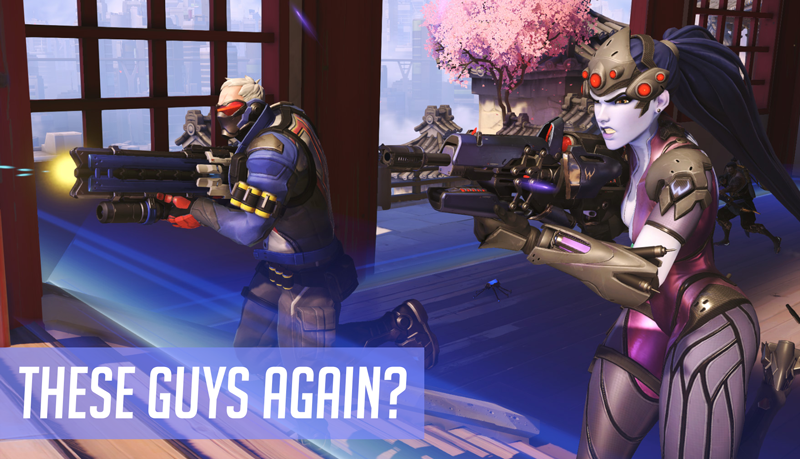 How To Counter Overwatch S Most Overused Heroes
