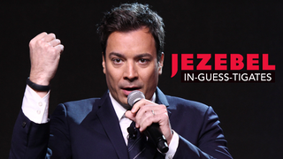 Illustration for article titled What Happened to Jimmy Fallon's 'Injured' Hand: Jezebel In-guess-tigates
