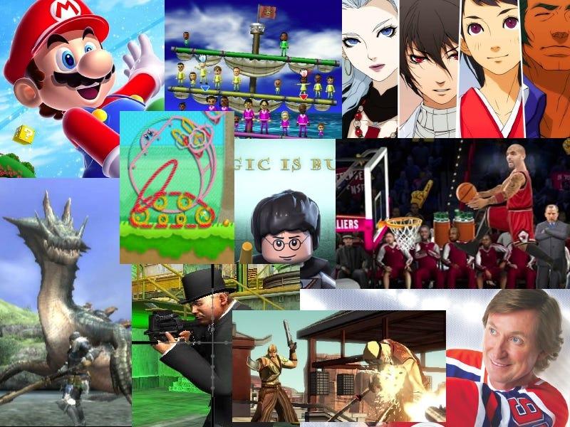 Illustration for article titled Kotaku's 2010 Wii Gift Guide