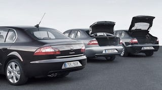 Illustration for article titled 2009 Skoda Superb Supremely Safe, Achieves Five Stars In Euro-NCAP Tests
