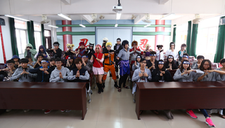 Illustration for article titled Naruto Fans Recreate Ninja Exams