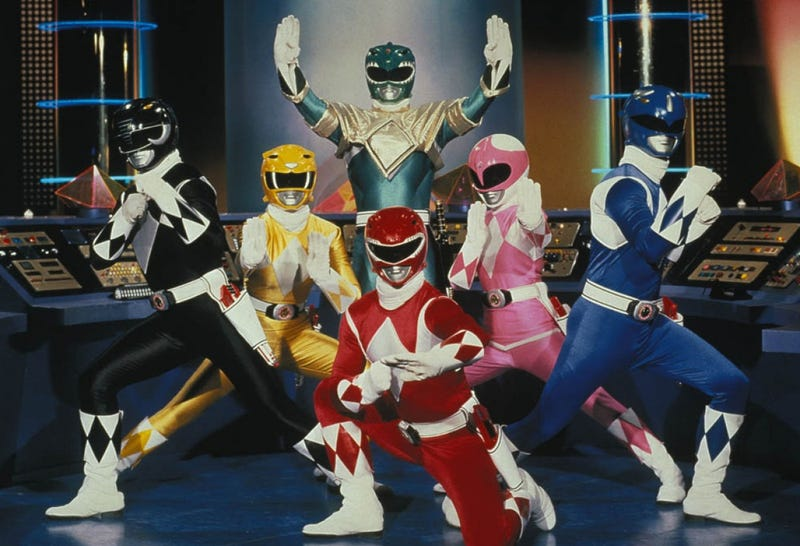 Illustration for article titled ThePower Rangers MovieHas Some Mighty Familiar Character Descriptions