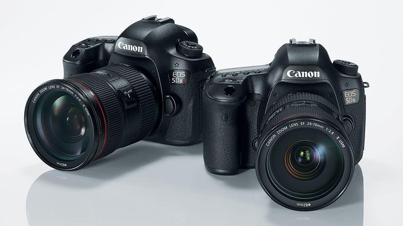 Canon 5DS y 5DS R: no encontrarás cámaras DSLR con mayor resolución