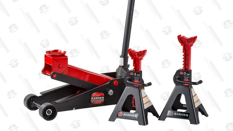 Get Your Car Off the Ground With These Labor Day Jack Deals