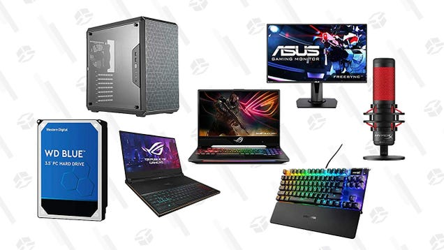 Save Big on a Gaming Monitor or Laptop During This One-Day Amazon Sale
