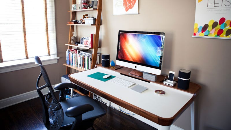 Not Every Home Has Room For An Office, And Often Times A Home Office Means  Giving Up Room For Another Practical Space. Creative Director And Filmmaker  ...