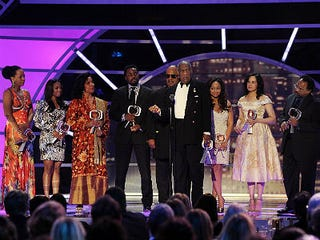 Cosby Show cast in 2011 (Larry Busacca/Getty Images)