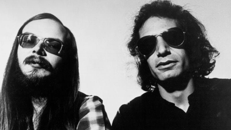 Illustration for article titled Gateways To Geekery: Steely Dan