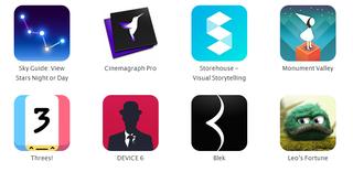 Las 12 mejores aplicaciones del año, según Apple