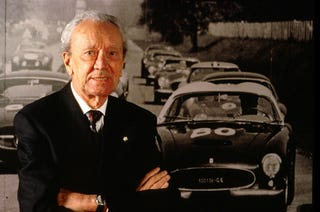 Illustration for article titled Elio Zagato, Racer And Innovator, Dead At 88