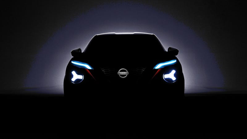 Illustration for article titled The New Nissan Juke Might Be Great But It's Not Coming Here