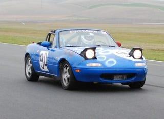 Illustration for article titled LeMons Torture Test Results: Mazda Miata