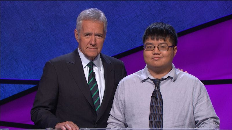 Illustration for article titled Controversial Jeopardy! champ Arthur Chu tells his story