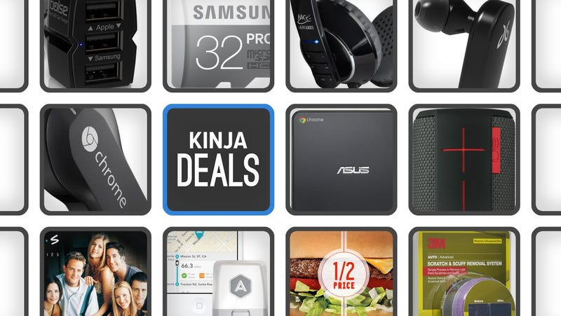 Illustration for article titled The Best Deals for August 14, 2014