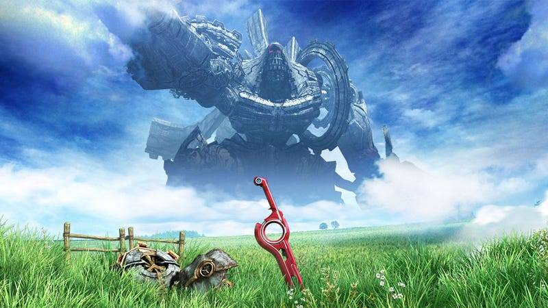 Illustration for article titled Xenoblade Chronicles Coming to North America as a GameStop Exclusive Update