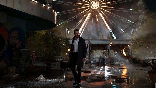 Hugh Jackman Follows His Heart (With His Fists) in the First Trailer for Lisa Joy s Near-Future Noir Reminiscence