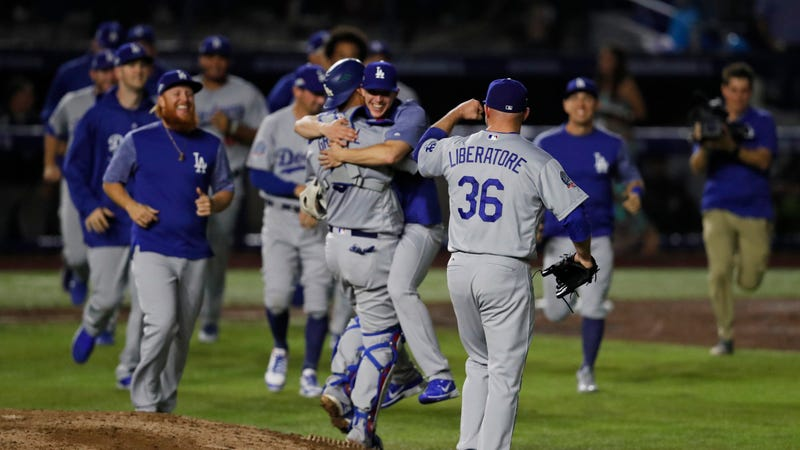 Illustration for article titled Truly The Combined No-Hitter Is the Connoisseur's No-Hitter