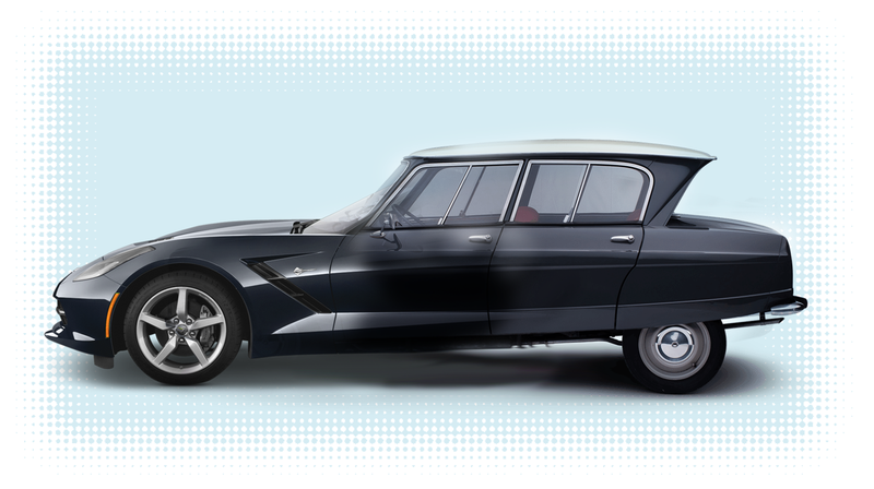 Illustration for article titled Quick Question: If You Could Breed Cars Like Animals, What Would You Breed?