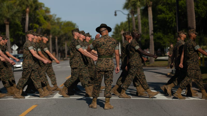 Illustration for article titled Marine Corps Recruit Training Is Like PT for Your Brain Muscle