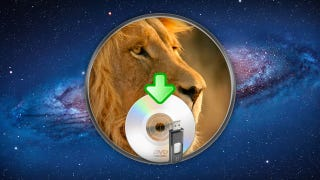 Illustration for article titled Lion DiskMaker Creates Mac OS X Lion Install DVDs and Thumb Drives Automatically