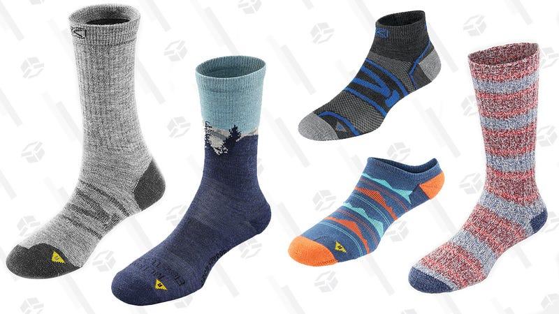 Men's and Women's Socks | $8+ | Keen