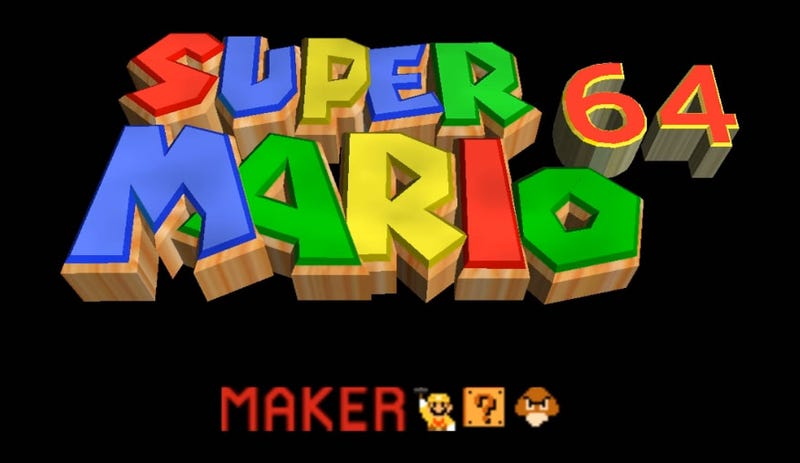 Illustration for article titled Fan Creates Super Mario 64 Maker