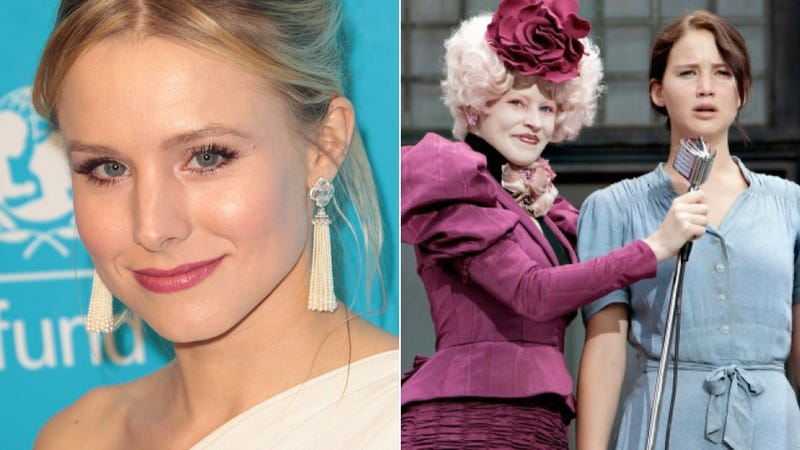 Illustration for article titled Kristen Bell's Hunger Games-Themed Birthday Party Sounds Awesome