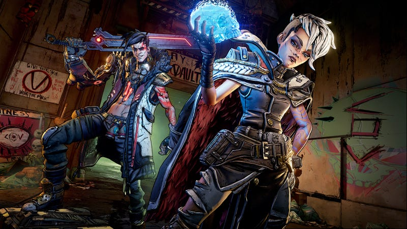 Illustration for article titled Everything We Learned Today About Borderlands 3