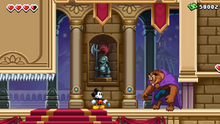 Illustration for article titled Epic Mickey On 3DS Looks Straight Outta 1992