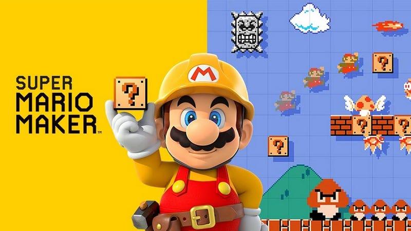 Illustration for article titled Finished! Streaming Super Mario Maker!