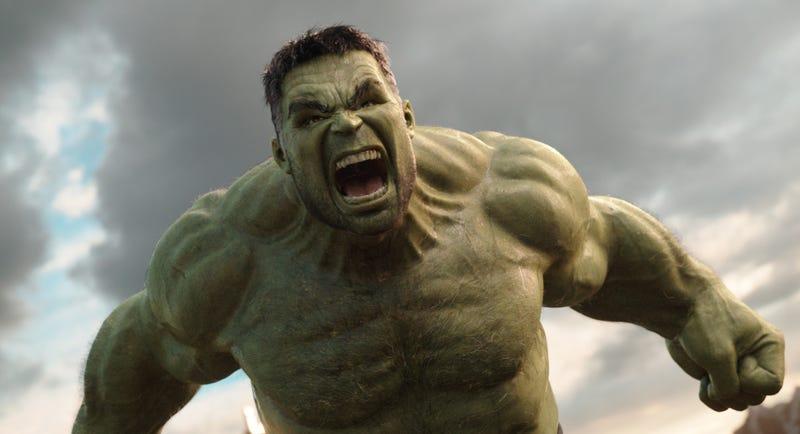 Illustration for article titled La verdadera razón por la que Hulk es verde. No, no tiene que ver con mutación