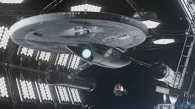 thank the great bird of the galaxy the star trek fan film lawsuit has settled