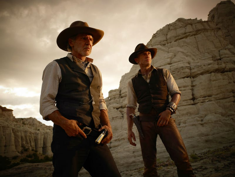 "Illustration for article titled Producer Regrets ""That's Good Enough"" Attitude on Cowboys & Aliens"