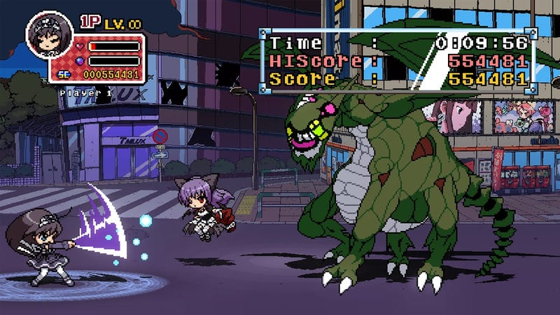 Illustration for article titled Phantom Breaker: Battle Grounds Headed to the US For PSVita