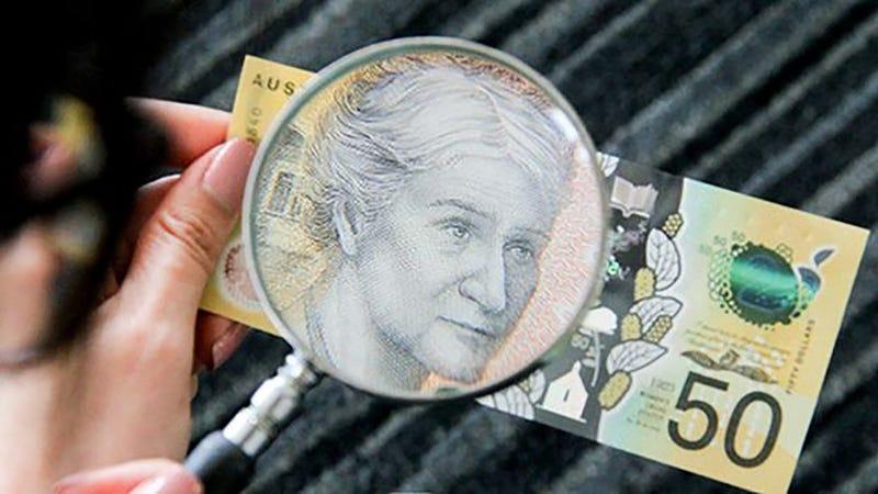 Los nuevos billetes de $50, con la cara de Edith Cowan