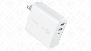 Anker PowerCore Fusion (Blanco) | $22 | Amazon | Con el código XMAS1621