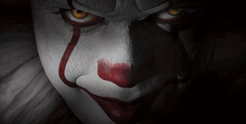 First Look At Pennywise From Stephen King's IT Remake