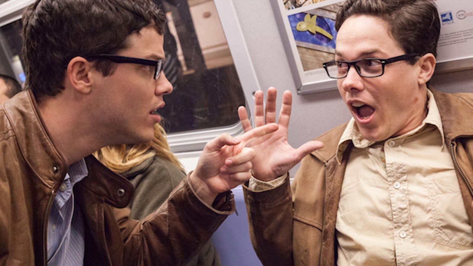 Tú también caerías en esta broma sobre viajes en el tiempo con cuatro pares de gemelos
