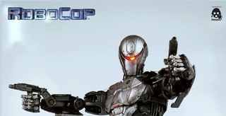 Illustration for article titled Super-Articulated Robocop EM-208 Action Figure