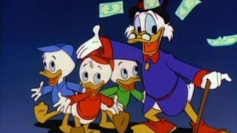 Screenshot: DuckTales