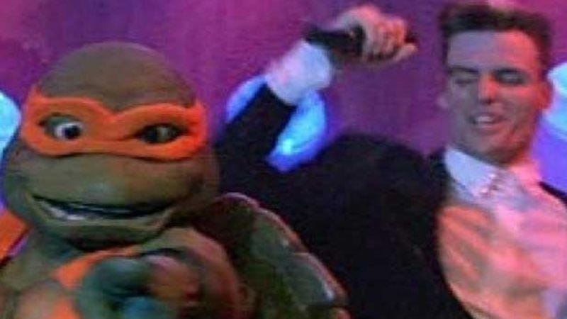 Illustration for article titled Vanilla Ice decries lack of emotional truth in new Ninja Turtles rap
