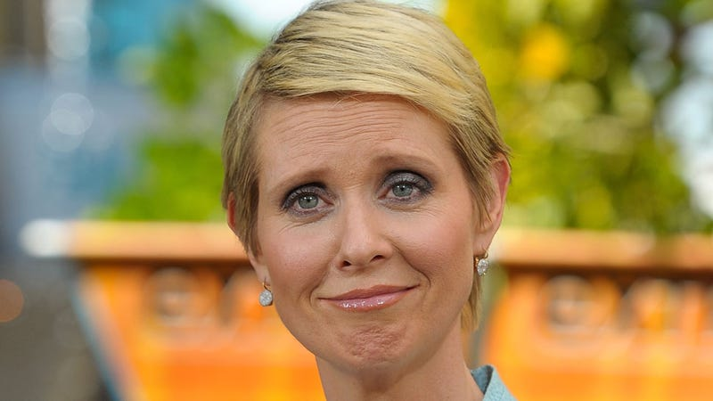 Illustration for article titled Cynthia Nixon Has Never Heard of The Carrie Diaries