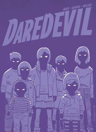 Illustration for article titled Daredevil #8 Makes Purple Terrifying Again (Spoilers)