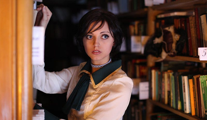 Illustration for article titled BioShock Infinite Cosplay Is As Impressive As The Actual Game