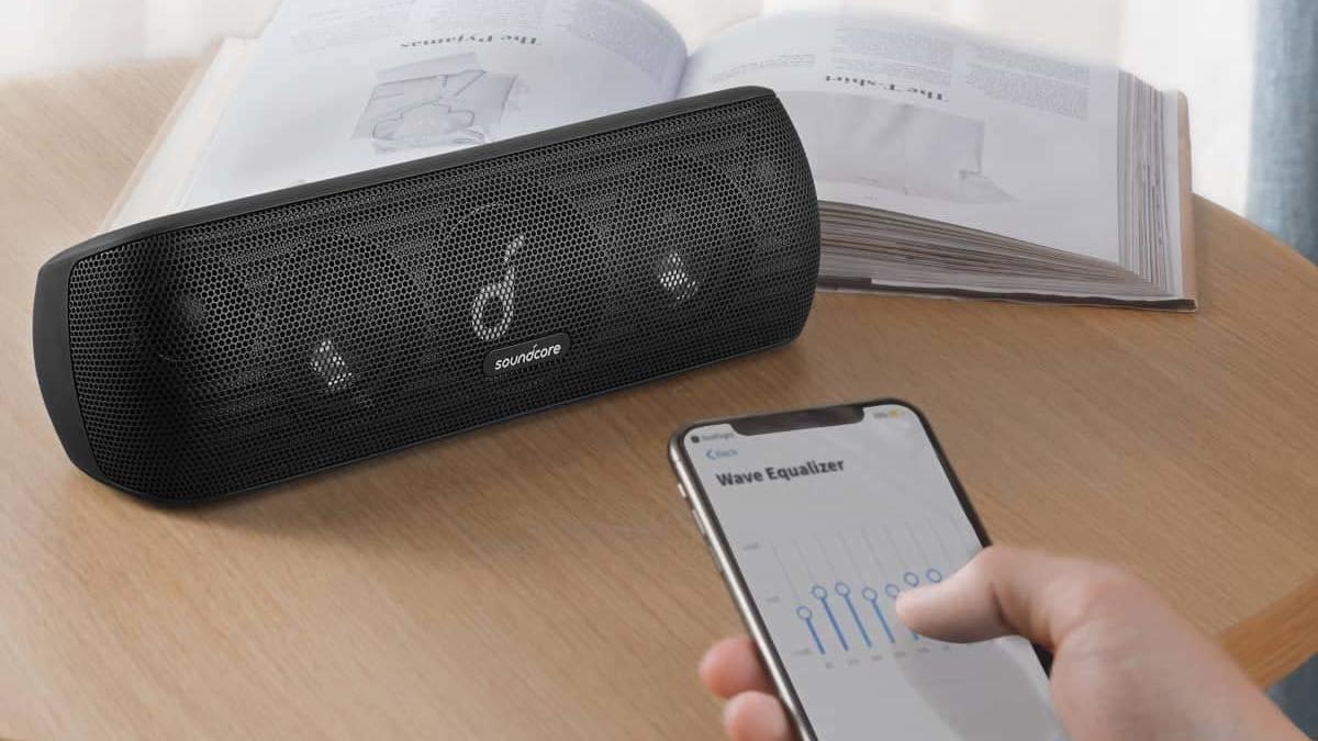 Save $20 On Anker's High-End, 30W, App-Enabled Soundcore Motion+ Speaker